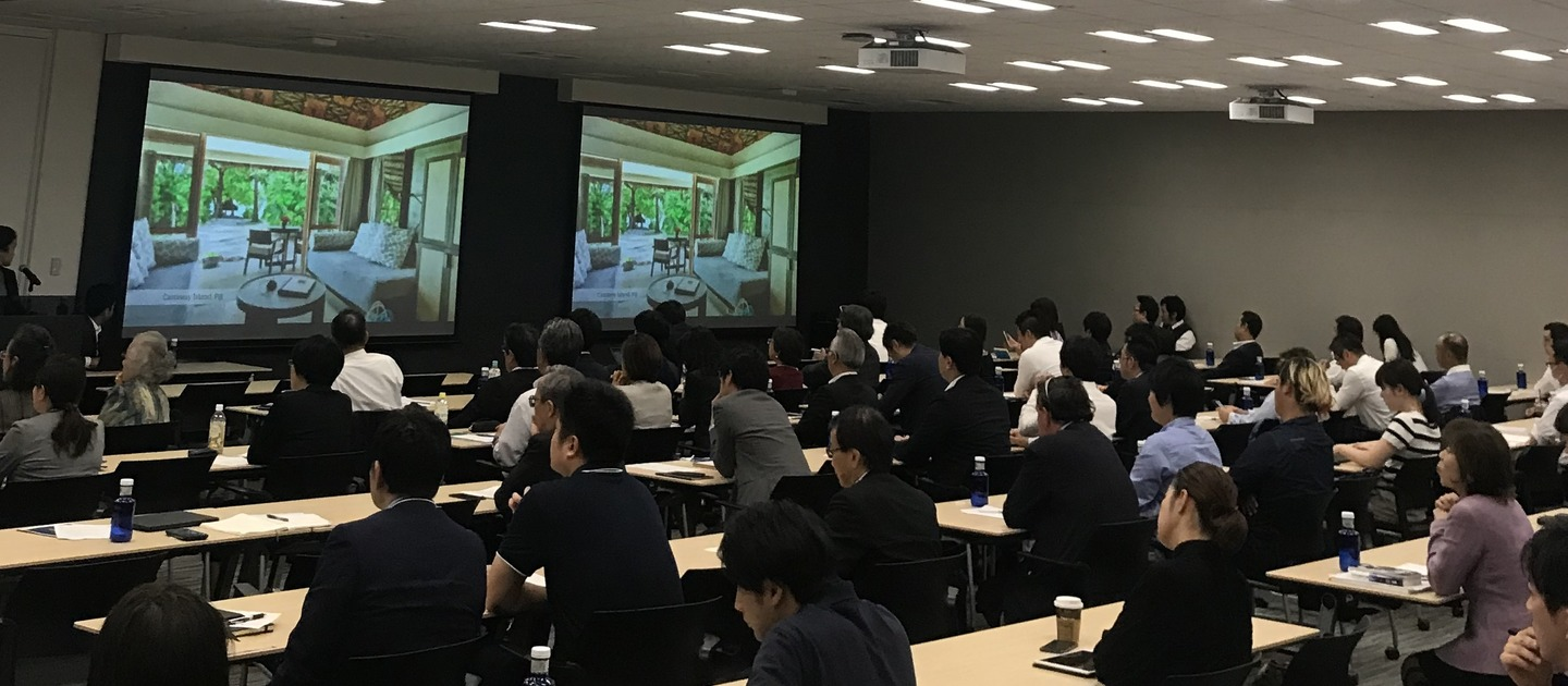 Our Event last month : Winter is Coming – Snow Resort Opportunities in Japan Inbound Luxury Hospitality Markets